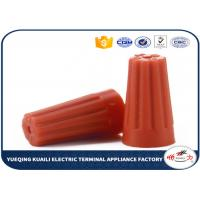 Quality PA66 material with high quality screw-on wire connector for sale