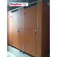 Quality High Pressure Laminates Compact HPL Panels For Toilet Cubicle Decorative for sale