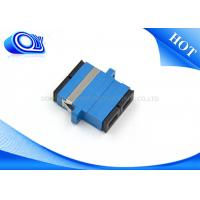 Quality SC UPC Single Mode Duplex Fiber Optic Adapter For Huawei Communication for sale