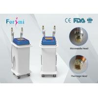 Quality Fractional RF Microneedle machine for wrinkle removal facelift for sale