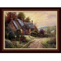 Quality hand painted landscape oil painting on canvas for sale