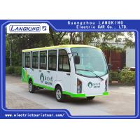 Quality Small Electric Shuttle Car For Mountain Area Max.Speed 28km/H No Noise for sale