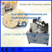 Quality Automatic Nutrition Bar Product Making machine for sale