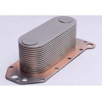 Quality Custom Diesel Engine Oil Cooler C5284362 Metal Material Corrosion Resistance for sale