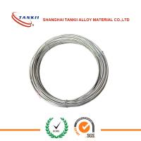 Quality Industrial Furnace 0Cr21Al6Nb Fecral Alloy Resistance Heater Wire for sale