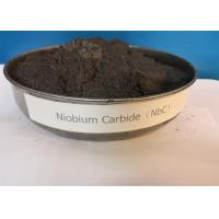 Quality Cemented Carbide Powder / Niobium Carbide  NbC  Size 5kg/vacuum Bag 104.92 Molecular Weight for sale