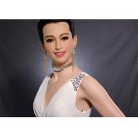 Customized Silicone Princess Most Realistic Wax Figures of celebrities