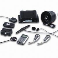 Quality GSM/GPS Car Alarm with Aluminum Ally Housing and Built-in Backup Battery/Wireless Dialing Device for sale