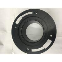 Quality Plastic Toilet Seal Flange , Toilet Drain Flange Circular Shaped For Drain Waste Vent for sale