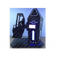 Buy 24'' LED Screen 9D VR Games 360 Degree Rotation Motion Chair For Amusement Park at wholesale prices