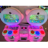 Quality Mini Kid Pressing Drum Music And Dance Ddr Arcade Machine With Photo Printer for sale
