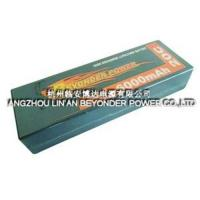 China RC Car battery pack 6000mAh on sale