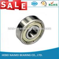 Quality High speed precision miniature bearing 625 626 608 ZZ for skating / skateboard for sale