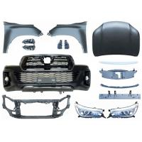 Quality Auto Parts Body Kits for Toyota Hilux Vigo 2009 2012 , Upgrade to Hilux Rocco for sale