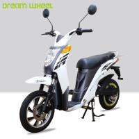 Quality 18 Inch Two Wheels Pedal Assisted Electric Scooter 350w Rated Power Motor for sale