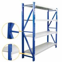 Quality Heavy duty storage racking systems warehouse stainless steel platform shelving for sale
