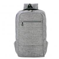 Quality Environmental Polyester Laptop Bag Backpack With Laptop Sleeve 28*43*12 Cm for sale