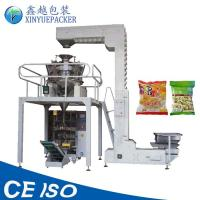 Quality Back Sealing Form Multihead Weigher Packing Machine Vertical Type Easy Operation for sale