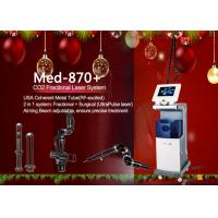 Quality USA Coherent Metal Tube Co2 Fractional Laser Machine for Scar Removal for sale