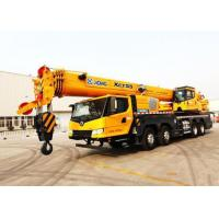 Quality Environmental Friendly Hydraulic Mobile crane mounted truck XCT55L5 for sale