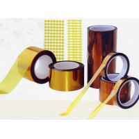 Quality GOOD Insulation property sticky silicone polymide tape for sale