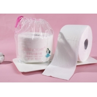 Quality Nonwoven 150x200mm Cotton Facial Tissue Deep Clean And Remove for sale