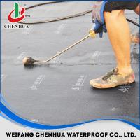 Quality Torch Bitumen waterproof membrane 2.0mm-5.0mm sand surface \PE film for sale