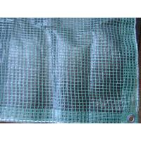 Quality 6'*10' poly mesh tarps for windbreak screen .pe sun shade mesh tarps for sale