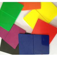 hot sale ABS colored plastic sheets