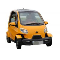Quality Module Type 4000W 4 Wheel Drive Electric Car for sale