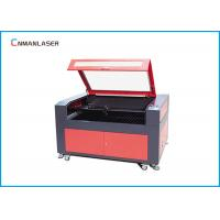 Quality 100w Water Cooling CO2 CNC Wood Laser Engraving Equipment With Double Head for sale