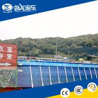 Metal frame above ground pools quality metal frame above Square swimming pools for sale
