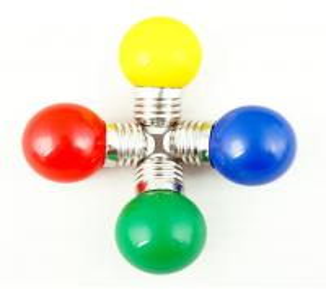 Quality 1.5W LED Bulb light,LED color Bulb light for sale