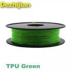 Quality Flexible TPU 3D Printer Filament 1.75 / 3.0 mm For 3D Printer for sale