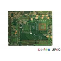 China 1.2mm Green Ink Industrial PCB Printed Circuit Board ODM OEM Available on sale