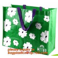 Quality Factory Price Custom High Quality Laminated Shopping Gift Packing PP Non Woven Bag,Eco Friendly Tote Shopping Carry Fabr for sale