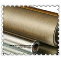 Quality Pet hot stamping foil in gold or silver for sale