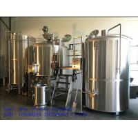 Quality Stainless Steel Fermenter Beer Brewing Equipment Tanks System Full Jacket/50L-1000L for sale