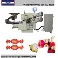 Quality Full Automatic Candy & Chocolate Single (Side-Twist) & Double Twist Wrapping Machine for sale