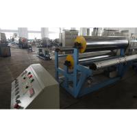 Quality EPE Foam Sheet Production Line / Single Screw Extruder 200KW for sale
