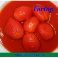 Quality Canned Whole Tomato Peeled for sale