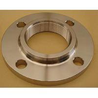 Quality 310S Material class 2500 Steel Pipe Flang , stainless steel NPT threaded flange for sale