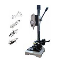 China Electronic Garment Button Pull Tensile Testing Machine 230*280*750 mm on sale