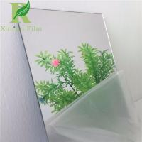 Quality 0.03-0.15mm Transparent Adhesive PE protective film for Mirror Surface for sale