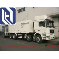 Quality 6x6 371hp All Wheel Drive Sinotruk Howo7 Cargo Stake Truck 30-60 Tons With Elegant High - Brightness Headlights for sale