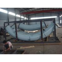 Quality 3D 5D 24'' Large Diameter Pipeline Seamless Steel Tube Bends With ASME / GB / EN Standard for sale