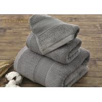 Embroidered Hotel Collection Hand Towels / Colorful Bathroom Hand Towels