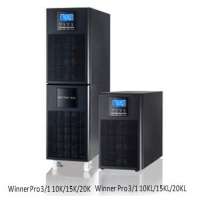 Quality Three In One Out 10KVA 15KVA 20KVA LF Online UPS Battery for sale