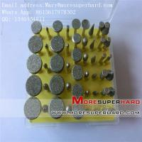 Quality Electroplated Diamond / CNB Grinding Pins, Head and Mounted Point for stone Engraving for sale