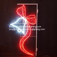 Quality christmas pole decorations lights for sale